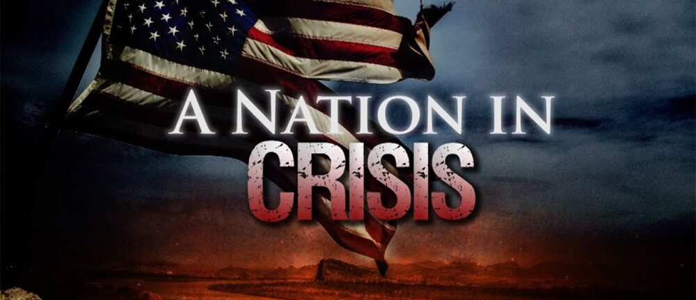 "Sunday – October 11, 2020  ""A Nation in Crisis:  Forsaken or Faithful"""