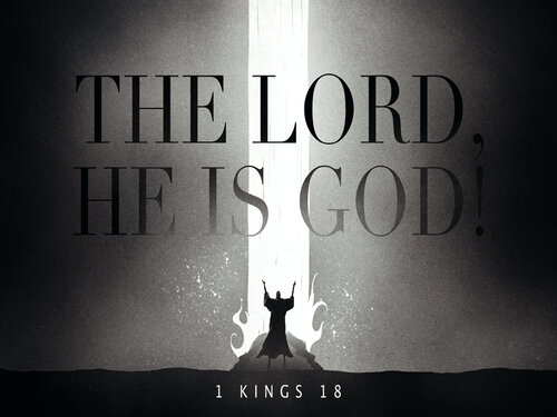 Not Compromising Faith 1 Kings Sunday, September 5, 2021